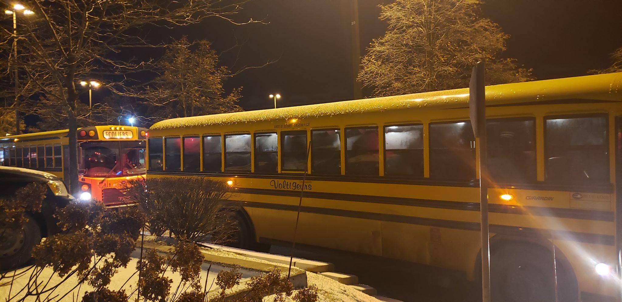 Autobus Voltigeurs